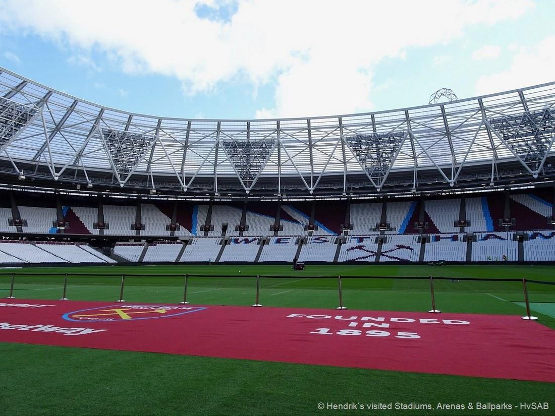 West Ham United - London Stadium - HvSAB - Hendrik´s ...